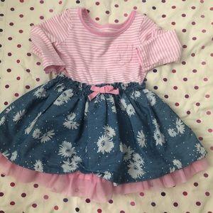 🚨2/$12🚨 6-9 month children's place dress